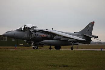 ZG862 - Royal Air Force British Aerospace Harrier GR.9