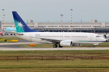 N743A - Saudi Aramco Aviation Boeing 737-700