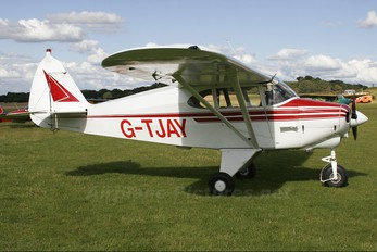 G-TJAY - Private Piper PA-22 Tri-Pacer