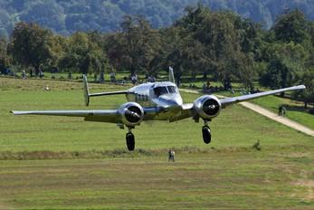 N45CF - Private Beechcraft 18 Twin Beech, Expeditor