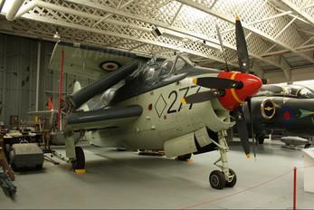 XG797 - Royal Navy Fairey Gannet ECM.6