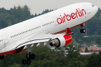 D-AERQ - Air Berlin Airbus A330-300