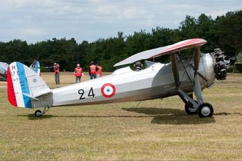 F-HCJD - Private Morane Saulnier MS.317
