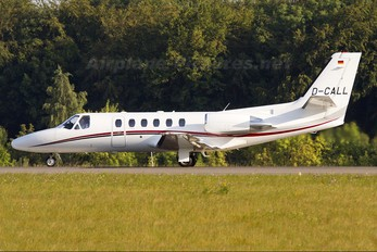 D-CALL - Private Cessna 550 Citation Bravo