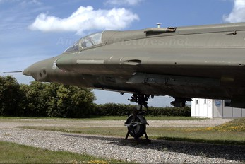 AR-102 - Denmark - Air Force SAAB RF 35 Draken