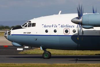 UR-CFB - AeroVis Airlines Antonov An-12 (all models)