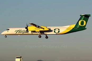 N407QX - Horizon Air de Havilland Canada DHC-8-400Q / Bombardier Q400