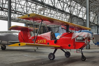 G-DAVB - Private Aerosport Scamp