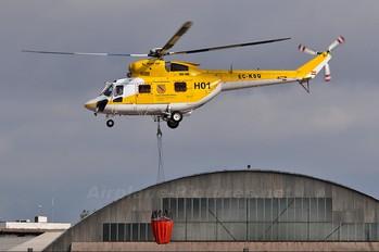 EC-KSQ - Sky Helicopteros PZL W-3 Sokół