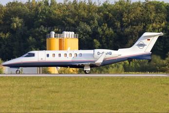 D-CAHB - DC Aviation Learjet 40
