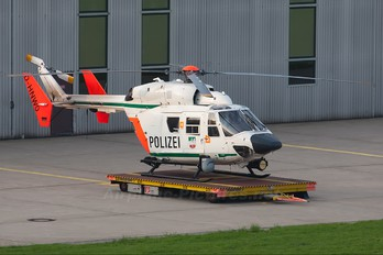 D-HNWO - Germany - Police Eurocopter BK117