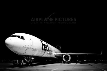 N612FE - FedEx Federal Express McDonnell Douglas MD-11F
