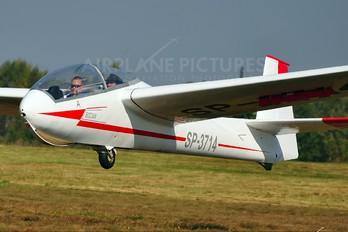 SP-3714 - Aeroklub Radomski PZL SZD-9 Bocian