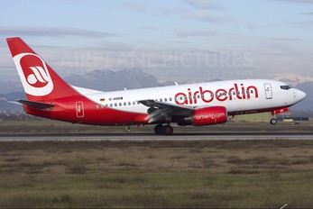 D-ABBW - Air Berlin Boeing 737-700