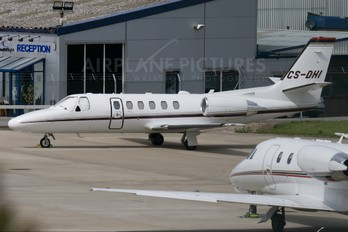 CS-DHI - NetJets Europe (Portugal) Cessna 550 Citation Bravo