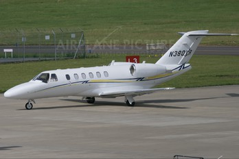 N380CR - Private Cessna 525 CitationJet