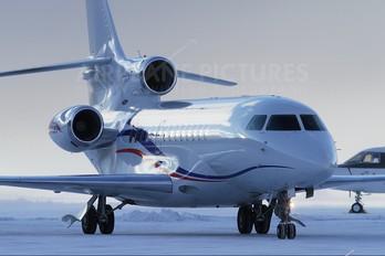 SX-DCV - Interjet Dassault Falcon 7X