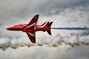 "XX322 - Royal Air Force ""Red Arrows"" British Aerospace Hawk T.1/ 1A aircraft"