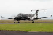 First of Two All Blacks Air New Zealand Beechcraft 1900D title=