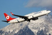 TC-JFT - Turkish Airlines Boeing 737-800 aircraft