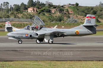 FAC2120 - Colombia - Air Force Cessna T-37C Tweety Bird