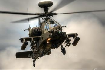 ZJ232 - British Army Westland Apache AH.1