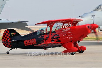 N260GR - Private Pitts S-2B Special