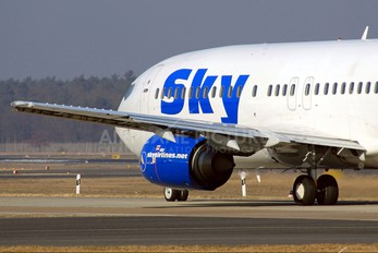 TC-SKB - Sky Airlines (Turkey) Boeing 737-400
