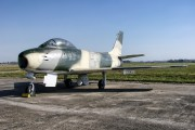 C-122 - Argentina - Air Force North American F-86 Sabre aircraft