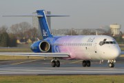 OH-BLQ - Blue1 Boeing 717 aircraft