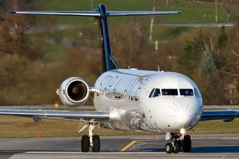 D-AFKB - Contact Air - Lufthansa Regional Fokker 100