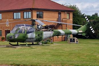 XV123 - British Army Westland Scout AH.1