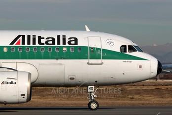 EI-IMD - Alitalia Airbus A319
