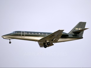 OH-WIA - Jetflite Oy Cessna 680 Sovereign