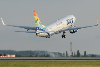 TC-SKS - Sky Airlines (Turkey) Boeing 737-800