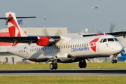 OK-XFC - CSA - Czech Airlines ATR 72 (all models) aircraft