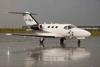 G-FBLK - Blink Cessna 510 Citation Mustang