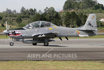 FAC3108 - Colombia - Air Force Embraer EMB-314 Super Tucano A-29B