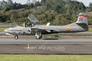 FAC2125 - Colombia - Air Force Cessna T-37C Tweety Bird