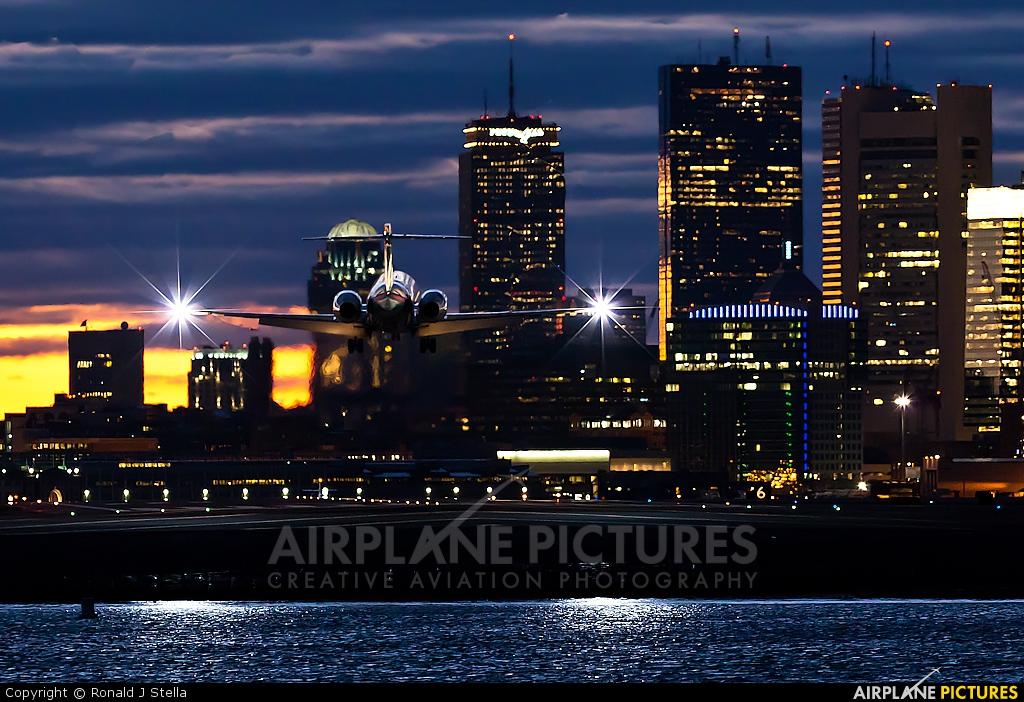 AirTran - aircraft at Boston - General Edward Lawrence Logan Intl