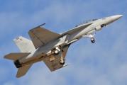 166965 - USA - Navy McDonnell Douglas F/A-18F Super Hornet aircraft