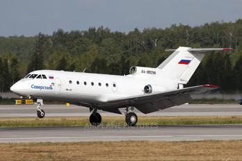 RA-88296 - Severstal Yakovlev Yak-40