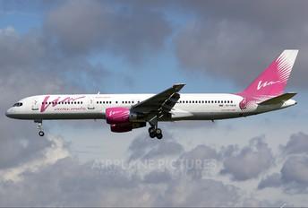 RA-73018 - Vim Airlines Boeing 757-200