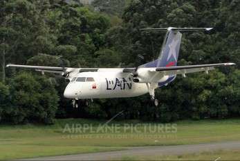 HK-4618 - LAN Colombia de Havilland Canada DHC-8-200Q Dash 8