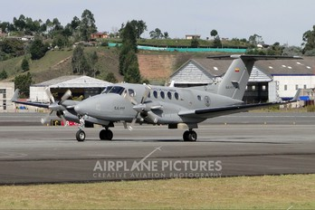 EJC-1117 - Colombia - Army Beechcraft 200 King Air