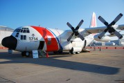 1714 - USA - Coast Guard Lockheed HC-130H Hercules aircraft