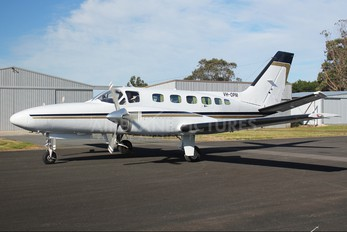VH-OPM - Private Cessna 441 Conquest