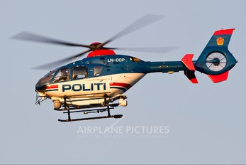 LN-OCP - Pegasus Helicopter Eurocopter EC135 (all models)