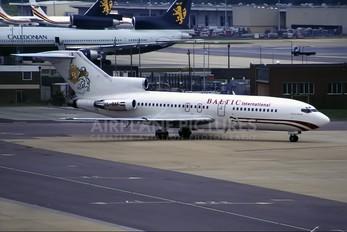 YL-BAF - Air Baltic Boeing 727-20