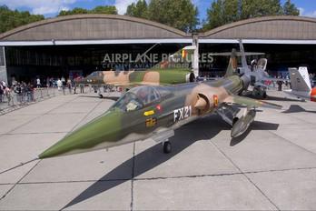 FX-21 - Belgium - Air Force Lockheed F-104G Starfighter